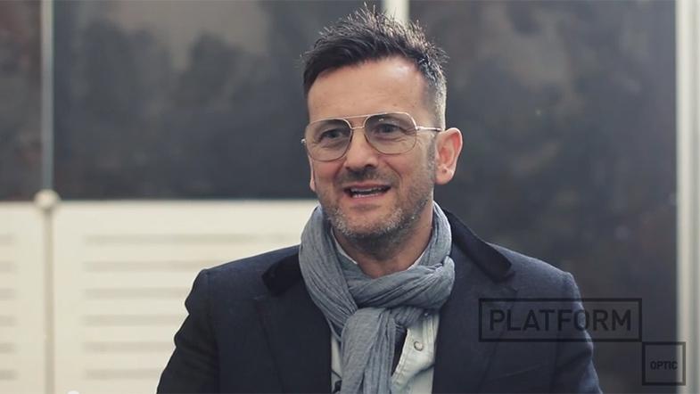 PLATFORM TV: Videointervista Gabriele Evangelisti e Saturnino Celani