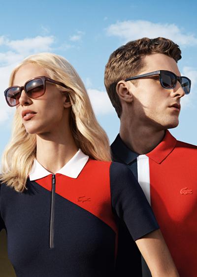 Marchon Eyewear rinnova il contratto di licenza globale con Lacoste