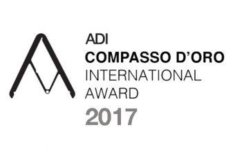 ADI Compasso D'oro International Award 2017: candidature aperte fino al 31 marzo