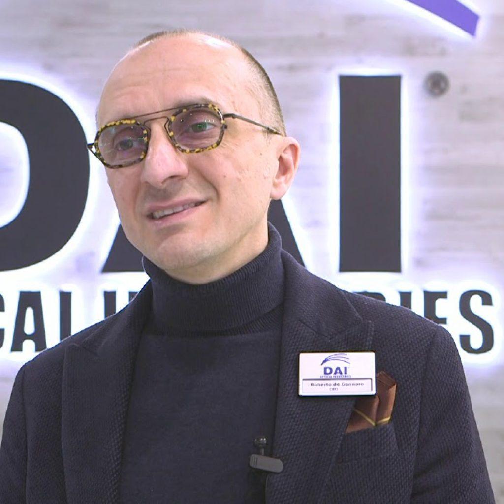 PLATFORM TV:  Roberto De Gennaro – Dai Optical Industries – Mido 2019