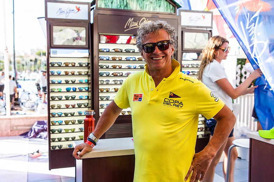 Jan Lammers è il nuovo ambassador di Maui Jim