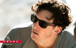 Prada Linea Rossa Eyewear realizza la campagna comunicazione con il team Luna Rossa Prada Pirelli.