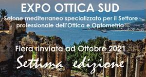 Asso Fiere Sicilia cancella l'edizione 2020 di Expo Ottica Sud Taormina.
