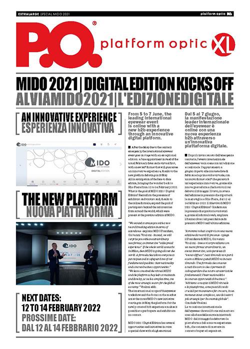 P.O. Platform Optic XL Special Mido 2021