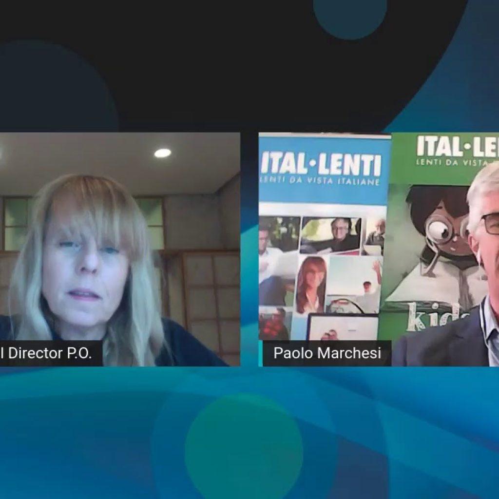 Waiting for MIDO 2021 – 3 giugno 2021 intervista con Ital-Lenti