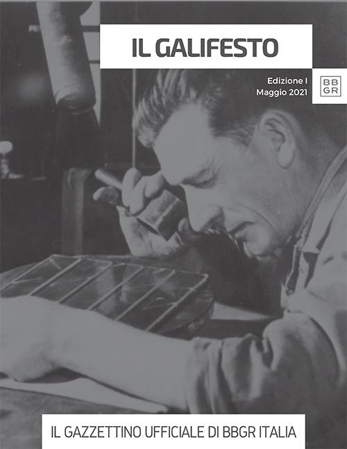 """BBGR Italia ha ideato la rivista digitale trimestrale il """"il Gazzettino"""" con lo scopo di fare team building."""