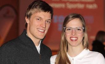 BLACKFIN sul podio a Sochi con Carolina Kostner