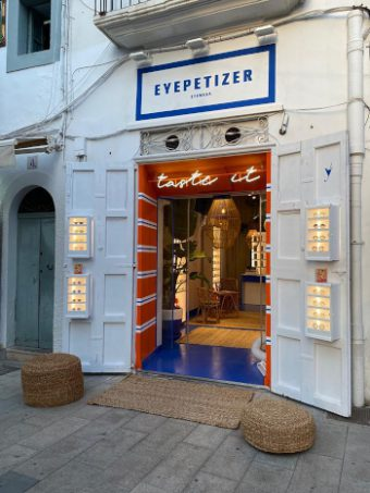Eyepetizer ha aperto il suo primo flagship a Ibiza.