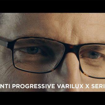 VARILUX X SERIES – Visione nitida a tutte le distanze