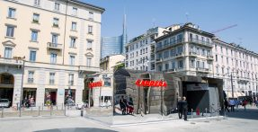Carrera alla Design Week di Milano 2018