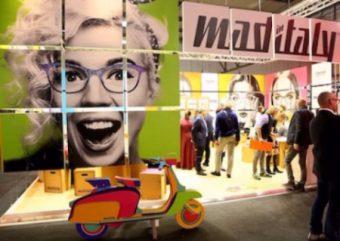 Mad in Italy vince il premio BESTAND 2017 al MIDO Eyewear Show