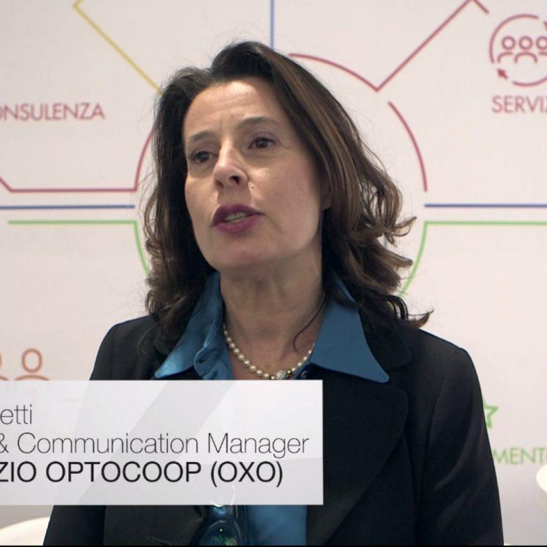 PLATFORM TV: Consorzio Optocoop (OXO) – Daniela Poletti – Mido 2018