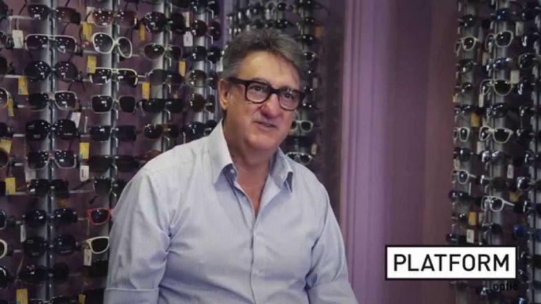 PLATFORM TV: Videointervista Walter Puglia – Ottica Giannetto